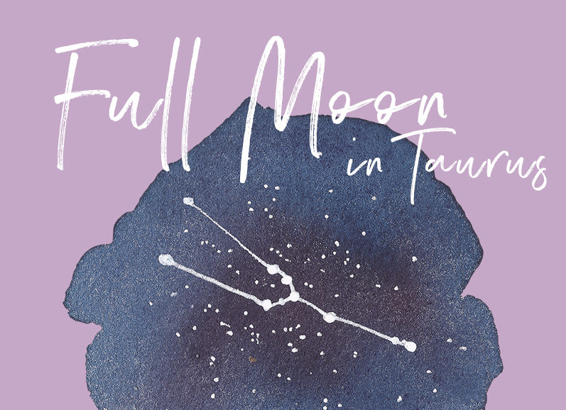 Moon Musings: How The Full Moon in Taurus Will Affect Your