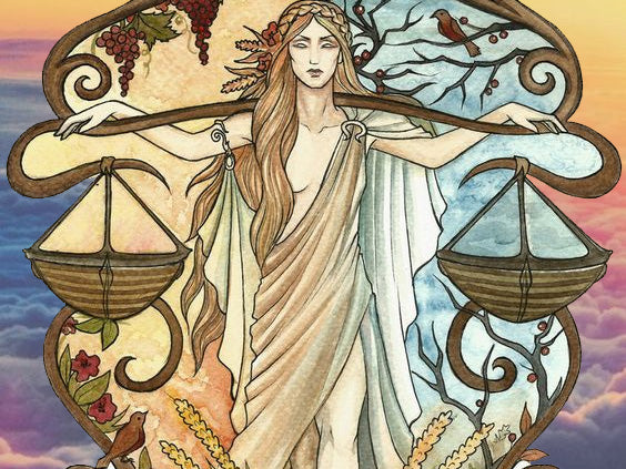 Libra Season & Love: What Your Venus Sign Means