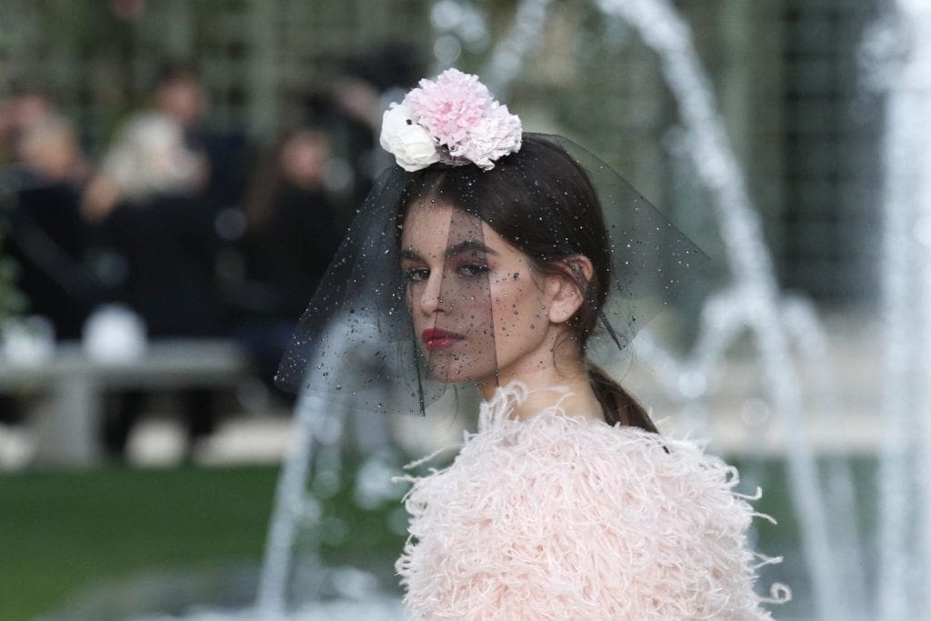 Fashion For the Future: Aquarian Concepts Hit The Runway During Paris Couture Week