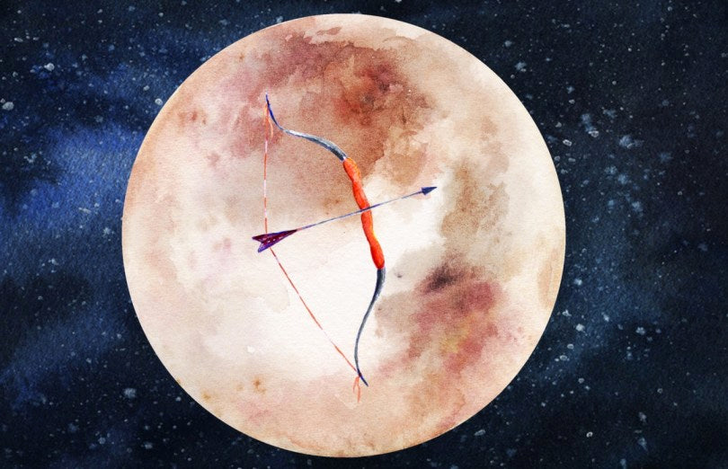 Moon Musings: How The Full Moon in Sagittarius (May 29th, 2018) Will Affect Your Zodiac Sign