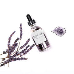 moonshine gift set amethyst lavender essential oil