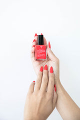 Aries Red Jasper nail polish