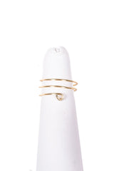 aries midi ring from love by luna