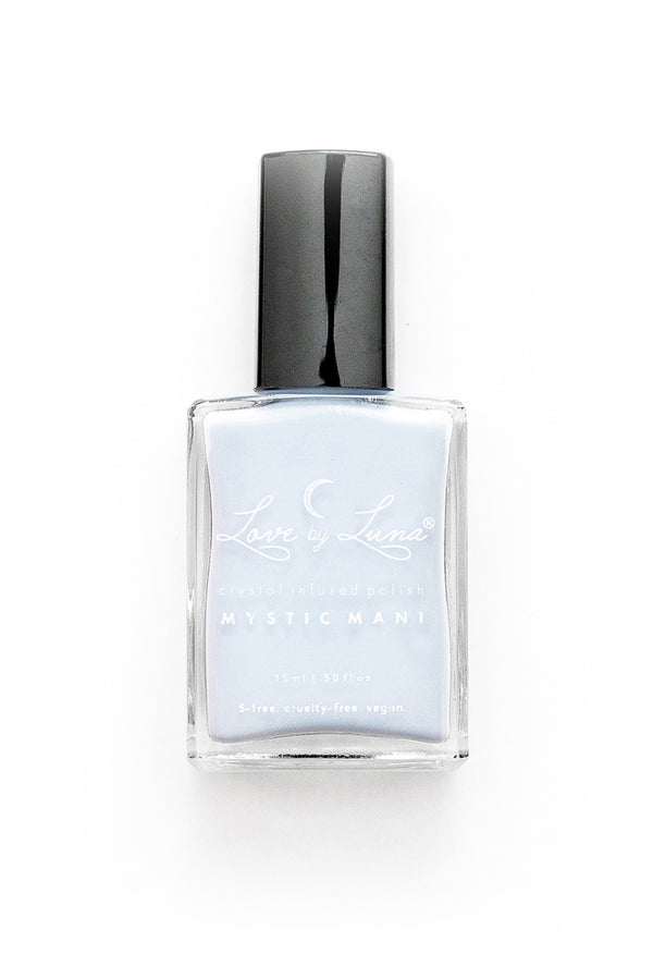 Cancer & Moonstone nail polish