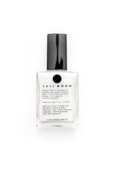 new moon full moon nail polish duo white