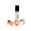 gem juice rollerball energize + citrine from love by luna