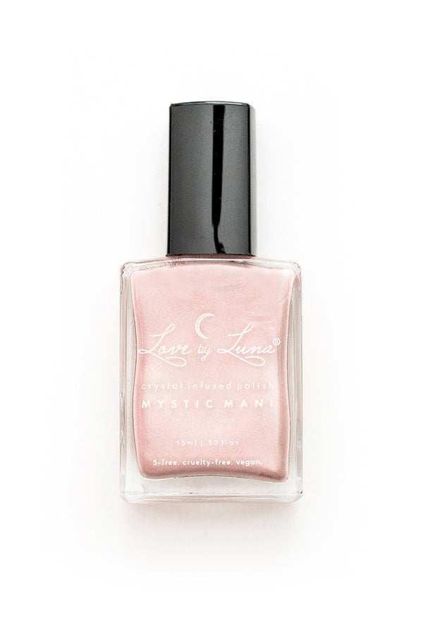 Libra Rose Quartz nail polish