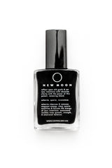 new moon full moon nail polish duo black