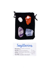 Sagittarius Crystal Set