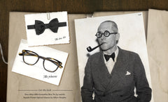 Le Corbusier and bow ties
