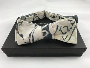 Hip To Be Square - vintage bow tie
