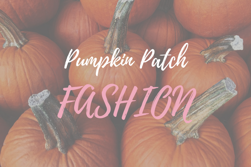 There's Nothing Scary About these Pumpkin Patch Outfits