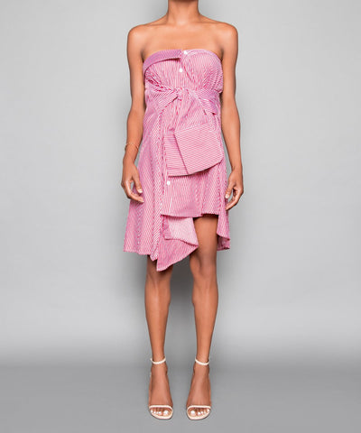 Camden - Strapless Summer Dress