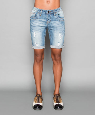 Main Denim Shorts