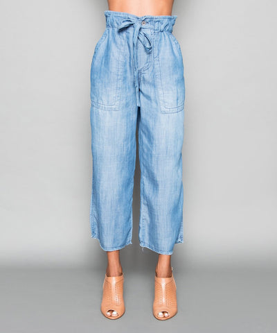 Sweetzer Loose Denim Chambray