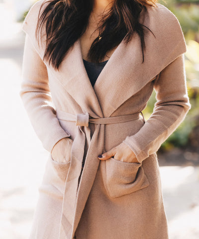 Val Blush Cardigan