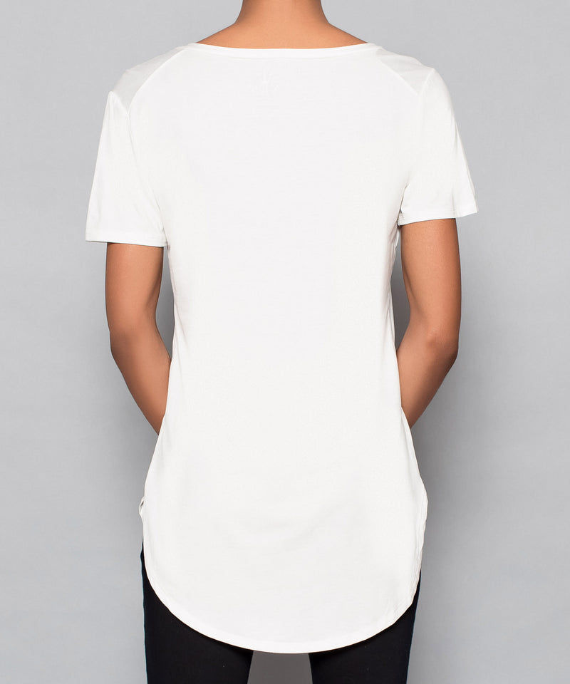 Skinny Graphic Tee