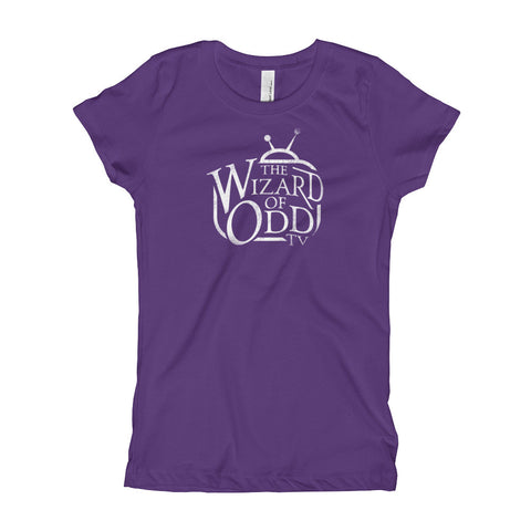 The Wizard of Odd TV -Girl's T-Shirt