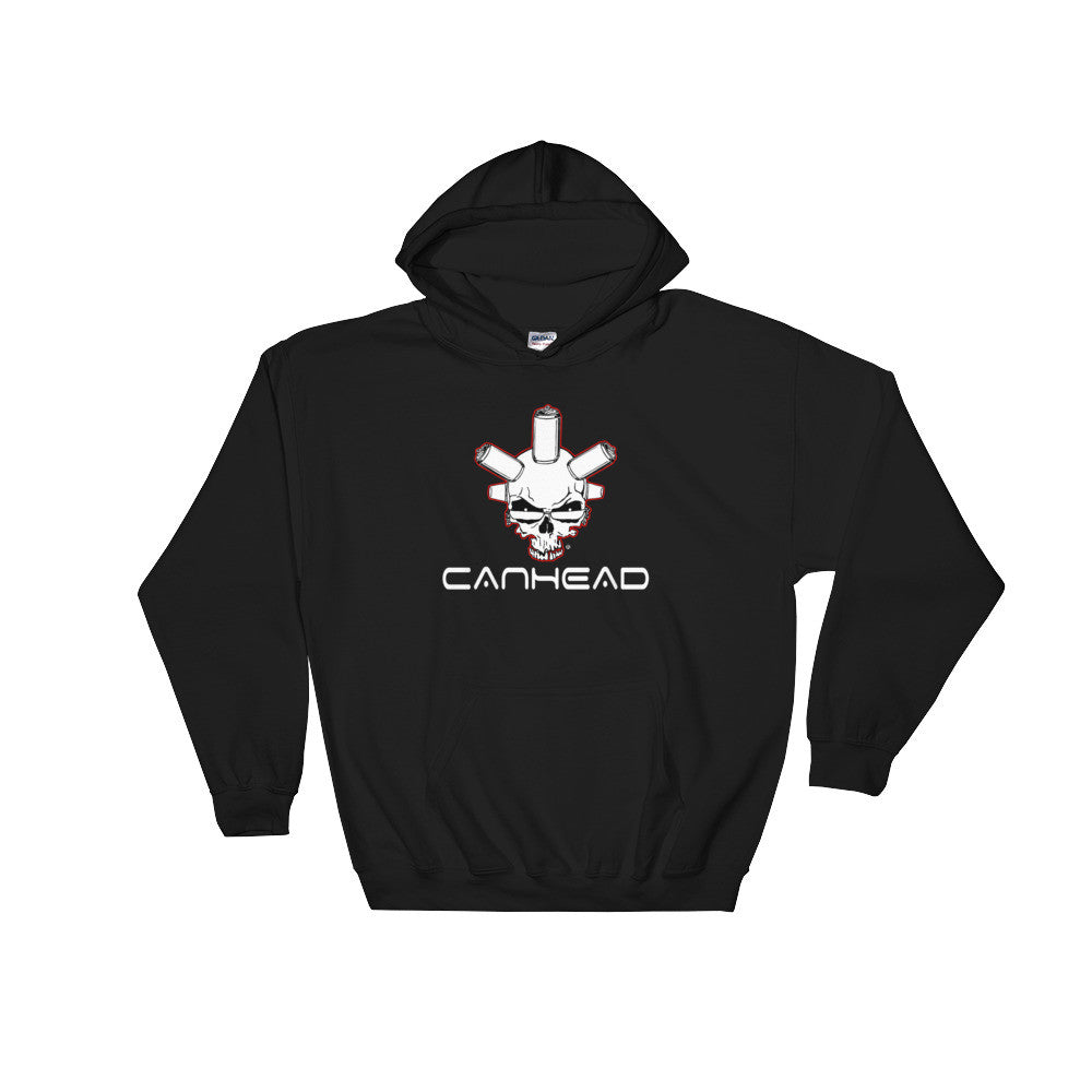 Can Head - Hooded Sweatshirt