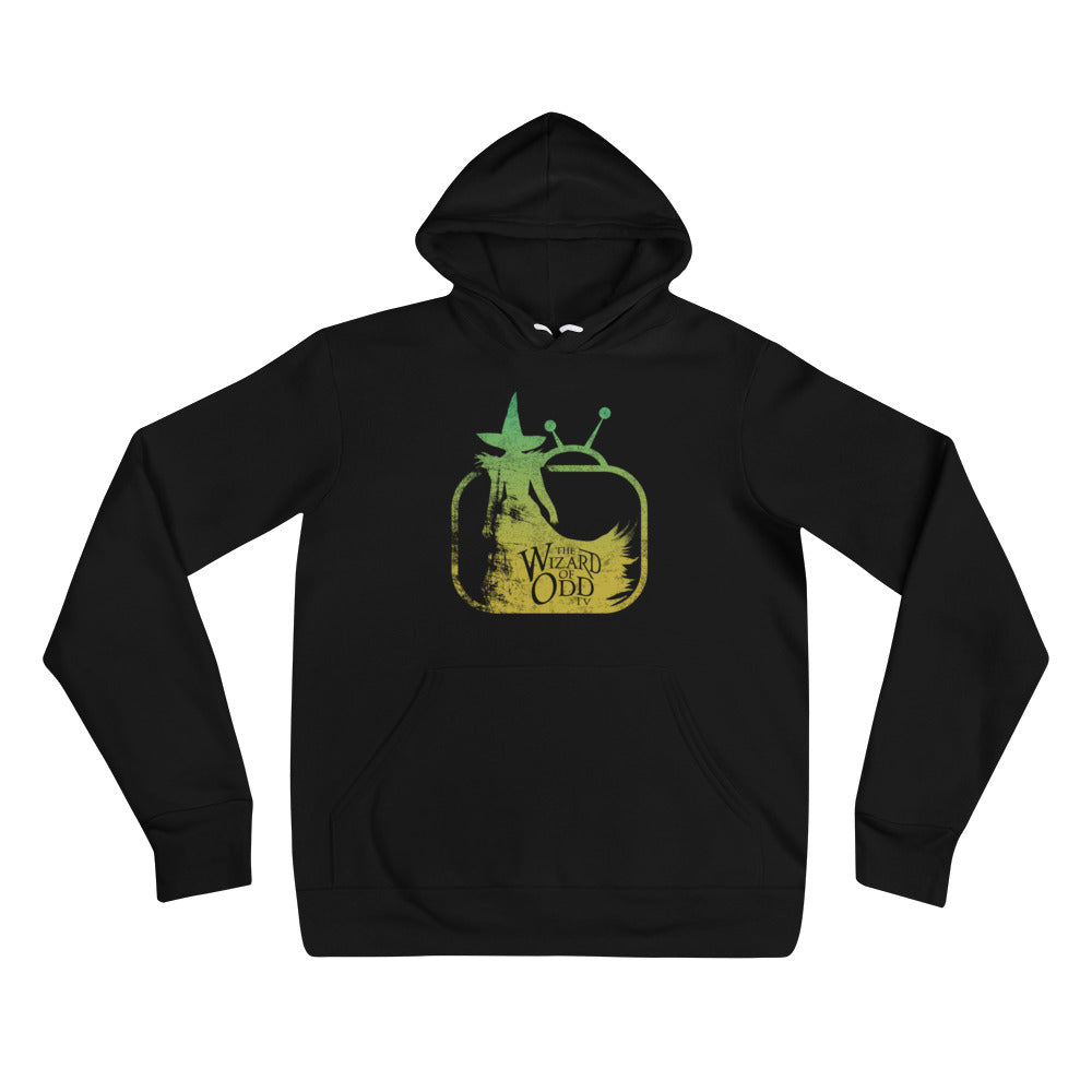 The Wizard of Odd TV - Unisex hoodie