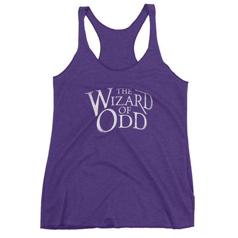 The Wizard Of Odd - Women's tank top