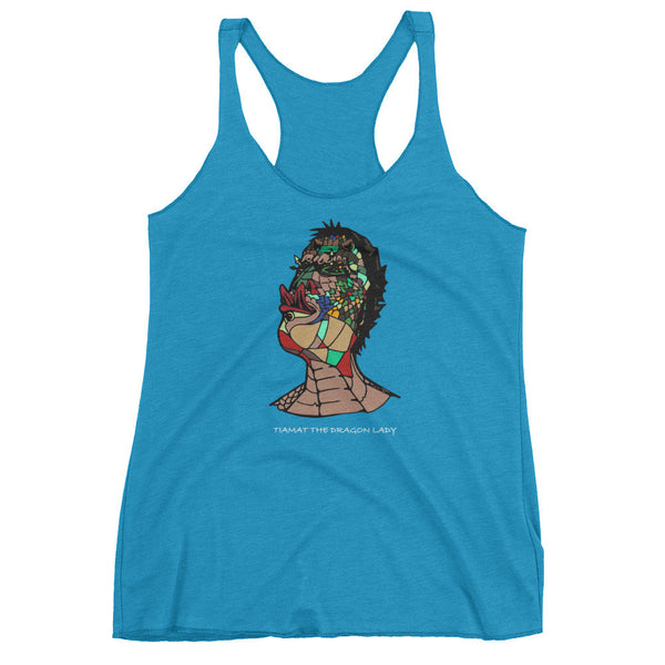 Tiamat The Dragon Lady - Women's tank top