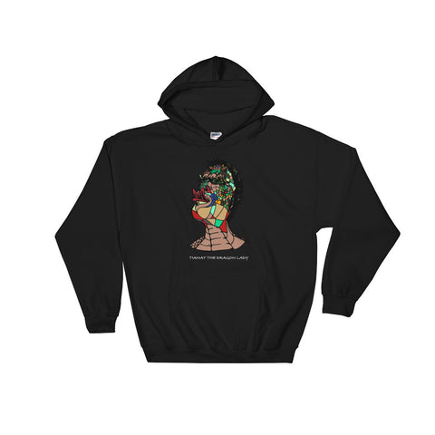 Tiamat The Dragon Lady - Hooded Sweatshirt