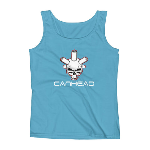 Can Head - Ladies' Tank