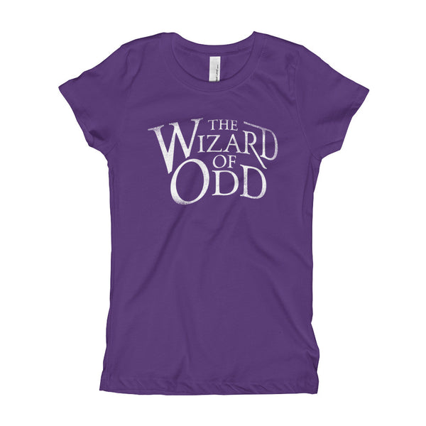 The Wizard Of Odd - Girl's T-Shirt