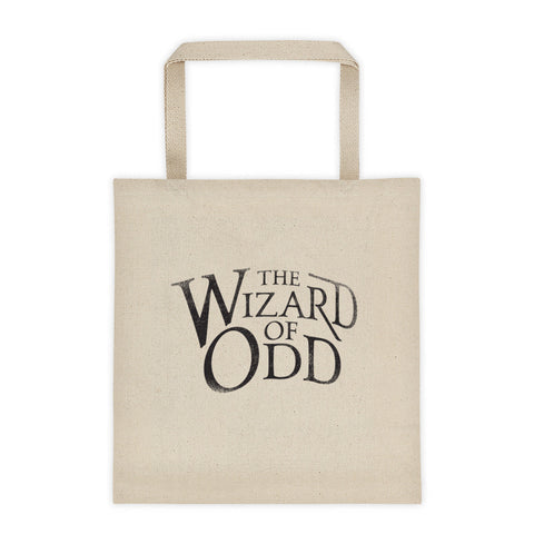The Wizard Of Odd - Tote bag