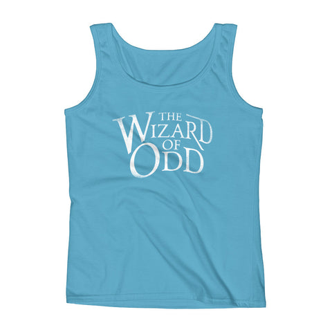 The Wizard Of Odd - Ladies' Tank Top
