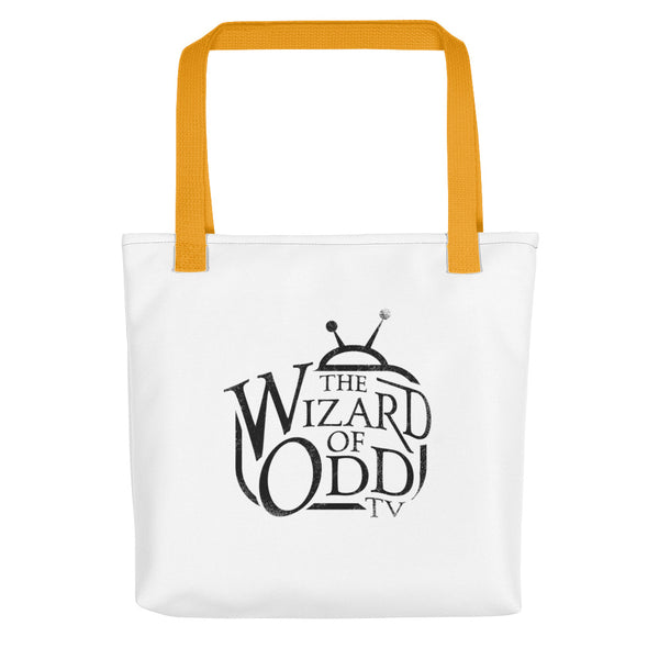 The Wizard of Odd TV Tote bag