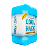 Cool Pack, Slim Long-Lasting Ice Packs - Great for Coolers or Lunch Box