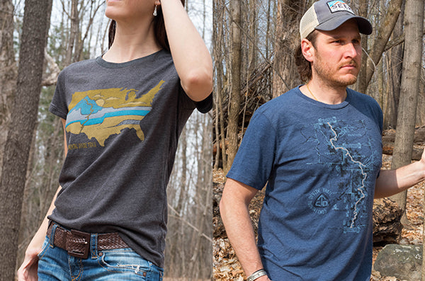 New Collection & Partnership: Continental Divide Trail
