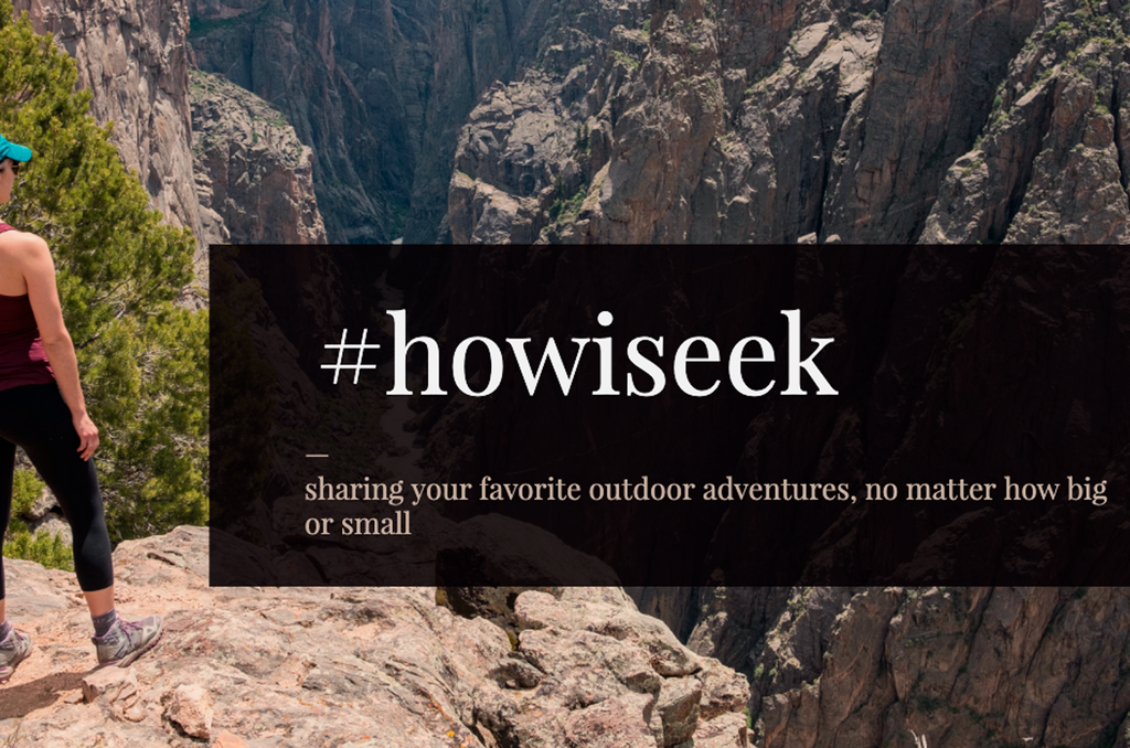 This is #HowISeek