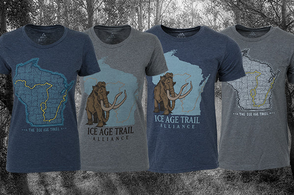 New:  Ice Age Trail goods!