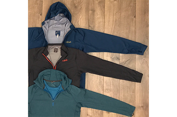 3 Perfect Layers For Outdoor Adventure