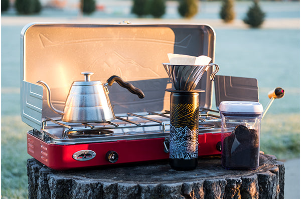 The Best Campsite Coffee System