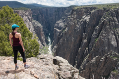 Black Canyon of the Gunnison National Park - Seek Dry Goods Journal
