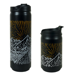 Alpine Glow Travel Mug
