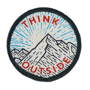 Think Outside Patch