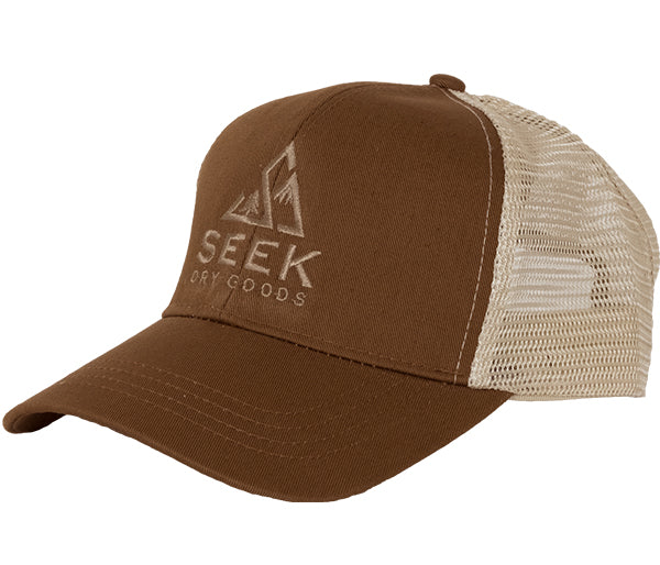 Core Logo Eco Trucker Hat