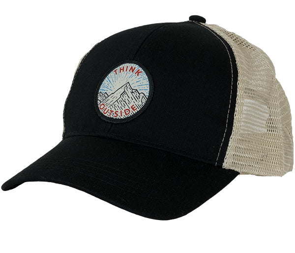 Think Outside Eco Trucker Hat