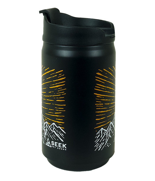 8oz outdoor coffee and tea mountain travel mug 2