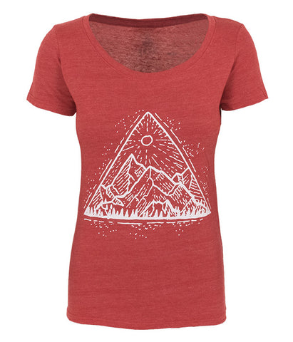 Women's Mountain View T-shirt