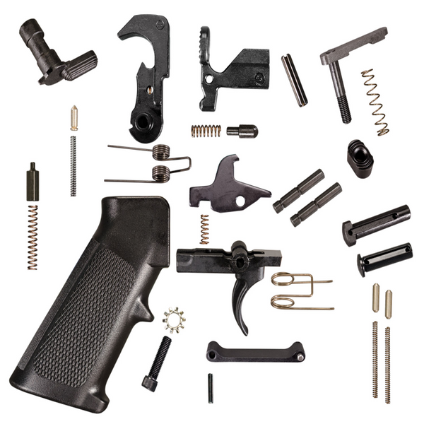 LPK - Complete Lower Parts Kit AR15 223/5.56 - AR15 handguard, Ar15 Free float handguard, Ar10 keymod handguard, Ar10 handguard, Ar15 keymod handguard, Ar15 slim handguard, Ar15 quad rail handguard, Ar15 gas block, Ar15 buffer tube, Ar15 muzzle brake, Ar15 gas tube, Ar 15 handguard, affordable ar 15 free float handguard, AR 15 handguard USA, ar 15 handguard, ar 15 hand guard