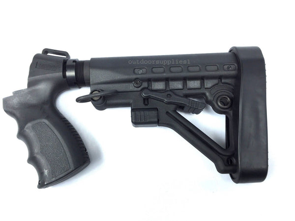 Mossberg 500 Maverick 88 6-postion Adjustable stock Pistol Grip kit