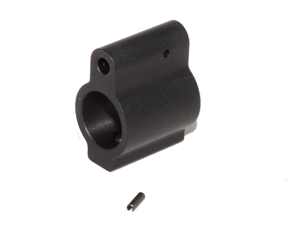 "Gas Block .625"" Mini Low Profile Micro Gas Block -Black for AR15 223 5.56 (625GB) - AR15 handguard, Ar15 Free float handguard, Ar10 keymod handguard, Ar10 handguard, Ar15 keymod handguard, Ar15 slim handguard, Ar15 quad rail handguard, Ar15 gas block, Ar15 buffer tube, Ar15 muzzle brake, Ar15 gas tube, Ar 15 handguard, affordable ar 15 free float handguard, AR 15 handguard USA, ar 15 handguard, ar 15 hand guard"