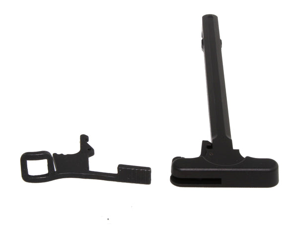 Charging Handle Latch mil spec T6 6061 Aircraft Aluminum + Ambi latch AR15 223 5.56 - AR15 handguard, Ar15 Free float handguard, Ar10 keymod handguard, Ar10 handguard, Ar15 keymod handguard, Ar15 slim handguard, Ar15 quad rail handguard, Ar15 gas block, Ar15 buffer tube, Ar15 muzzle brake, Ar15 gas tube, Ar 15 handguard, affordable ar 15 free float handguard, AR 15 handguard USA, ar 15 handguard, ar 15 hand guard