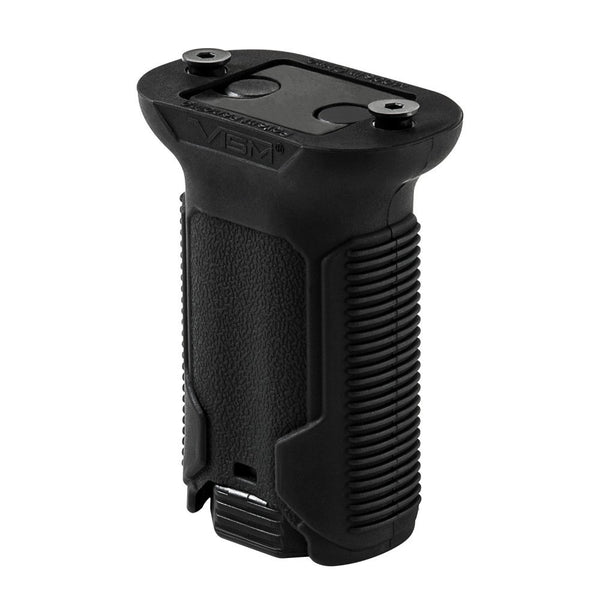 NcSTAR KEYMOD™ SHORT VERTICAL GRIP (TWIST) - BLACK